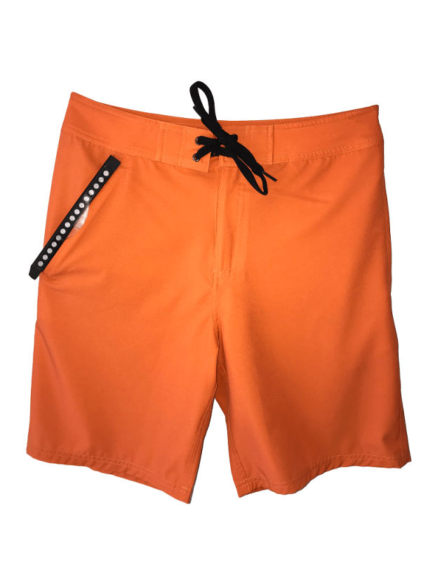 front of orange waterproof bathing suit